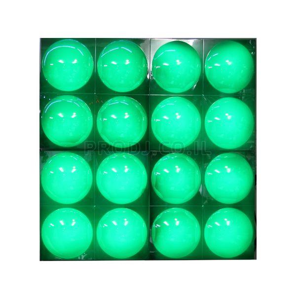SkyLIght LED Disco Panel green